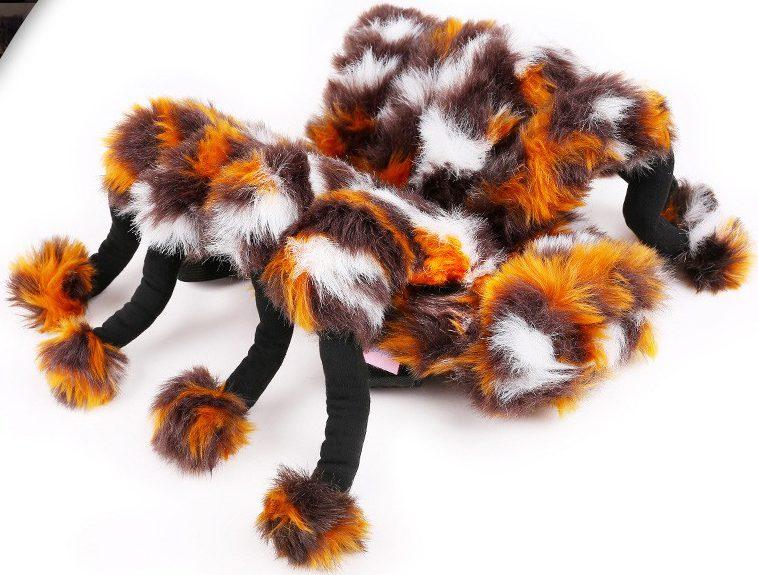 sc 1 st  Dog Haul Express & Huge Spider Dog Costume For Halloween